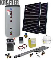 Солнечные системы с ночным выхолаживанием Night cooling FKF 200 V