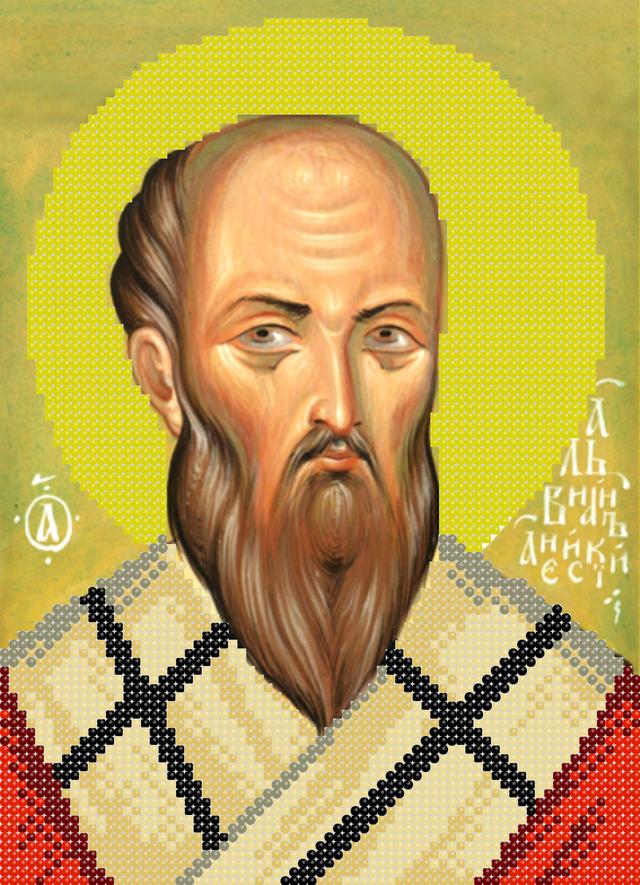 Рб-5-23 Священномученик Альвиан Анейский