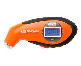 Автомобильный электронный манометр Daewoo DWM 7 Master Line