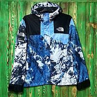 Рефлективная ветровка Supreme The North Face Mountain Parka Jacket  (ТОП реплика), фото 1