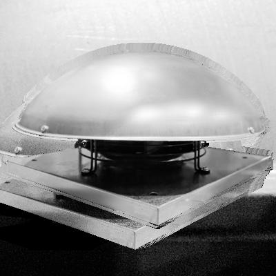 Вентилятор WD II крышный центробежный  DOSPEL