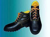 Ботинки кирзове клеепрошивные рабочие