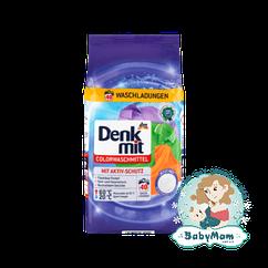 Стиральный порошок Denkmit Aktiv-Schutz Colorwaschmittel 2,7 кг.