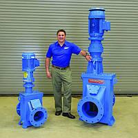 Дробилки сточных вод Franklin Miller для: Канализационных Насосных Станций (КНС)
