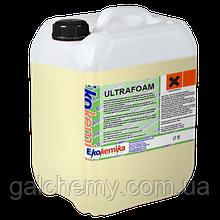 Активная пена для ручной мойки пенокомплектом Ultrafoam 10 л Ekokemika