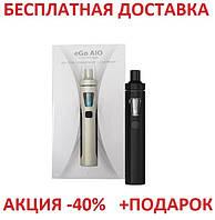 Электронная сигарета eGo AIO 1500mAh Silver , фото 1