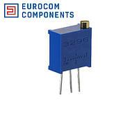 Резистор подстроечный BOURNS 3296W-1-105 1M