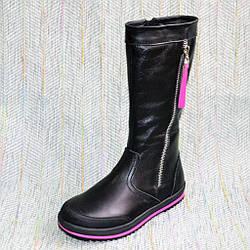 Cапоги для дівчаток, Eleven Shoes розмір 31 32