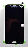 Дисплейный модуль Samsung Galaxy J7 (2017) J730F Black TFT регулируемая подсветка (5000580B)