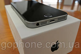 Смартфон iPhone 5S 16GB Space Gray (Серый)