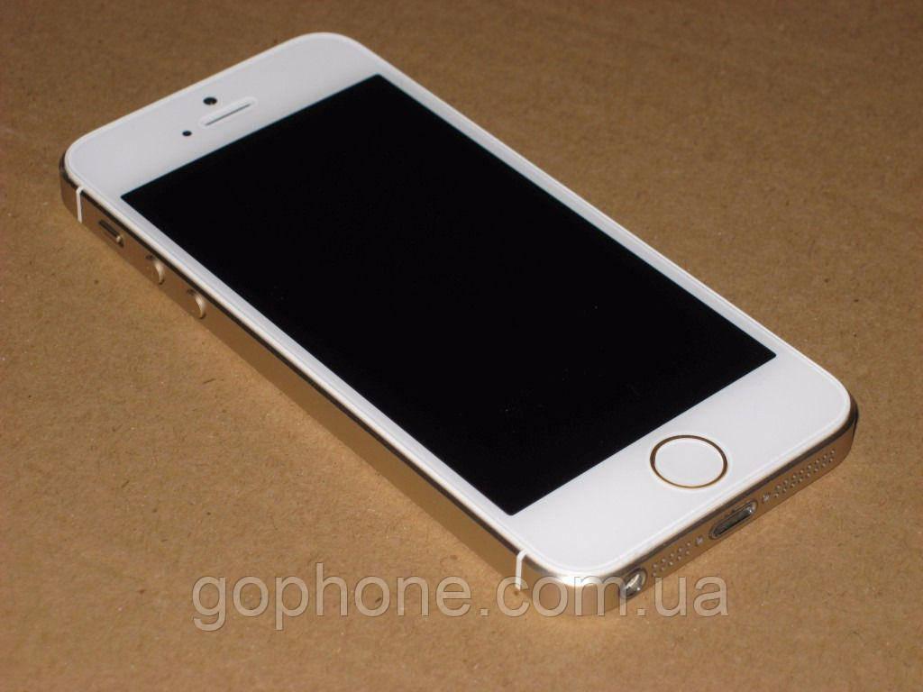 Смартфон iPhone 5S 16GB Gold (Золото)