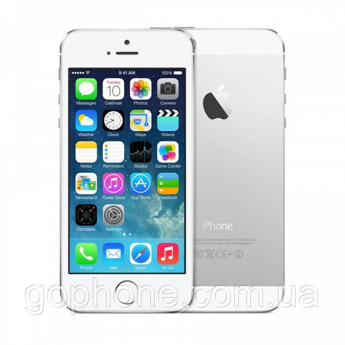 Смартфон iPhone 5S 16GB Silver (Серебро)
