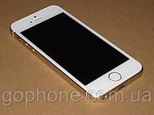 Смартфон iPhone 5S 16GB Silver (Серебро), фото 3