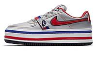 Женские кроссовки Nike Vandal 2K Silver/Red