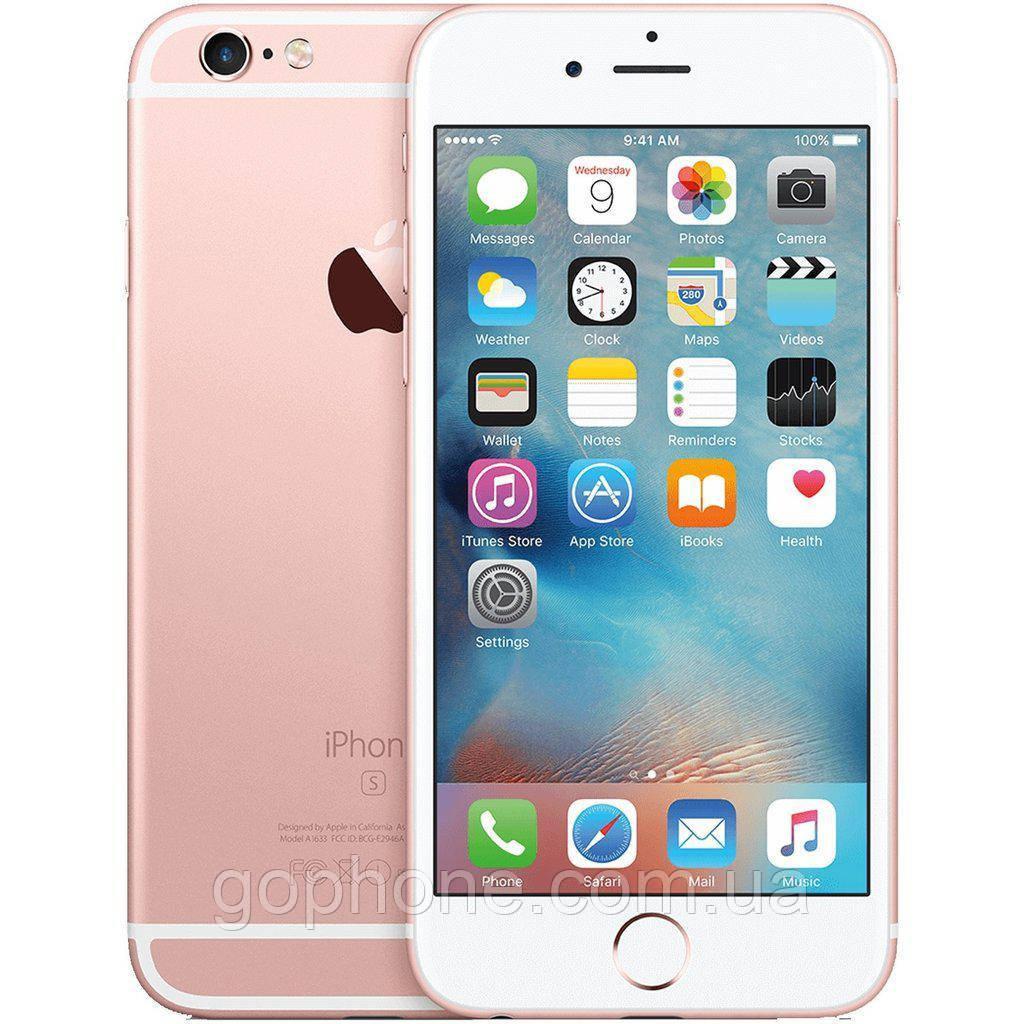 Смартфон Apple iPhone 6S 16GB Rose Gold (Розовый)