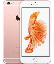 Смартфон Apple iPhone 6S 16GB Rose Gold (Розовый), фото 3