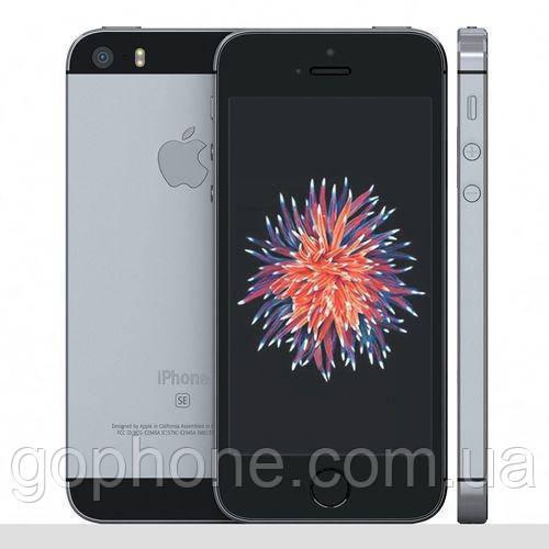 Смартфон iPhone SE 16GB Space Gray (Серый космос)