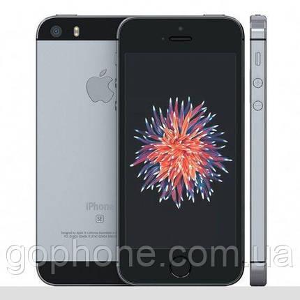 Смартфон iPhone SE 16GB Space Gray (Серый космос), фото 2