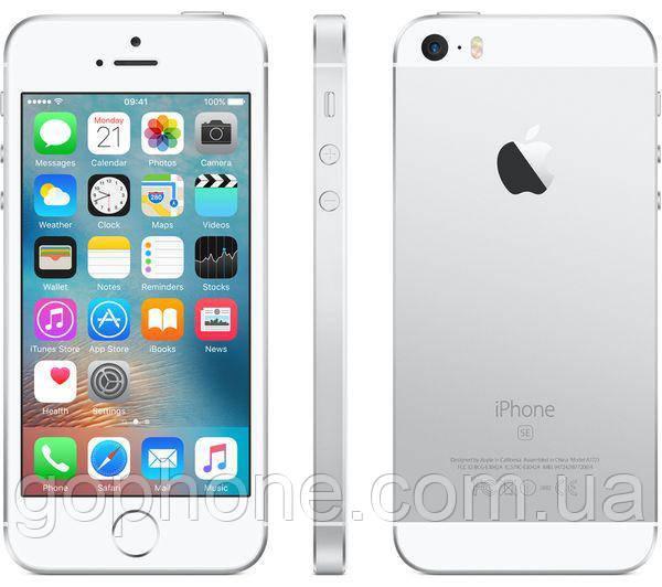 Смартфон iPhone SE 32GB Silver (Серебро)