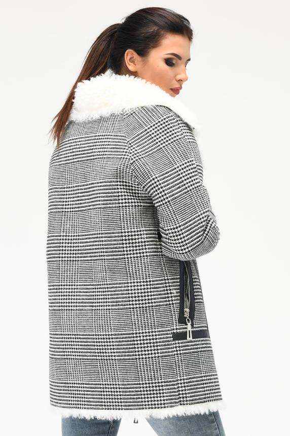Зимнее пальто на меху, фото 2