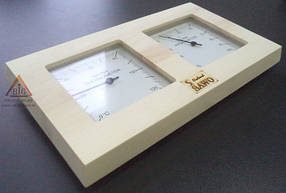 Термометры гигрометры для бани и сауны