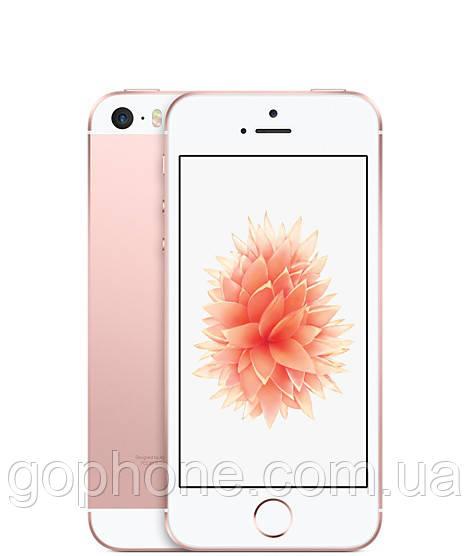 Смартфон iPhone SE 32GB Rose Gold (Розовый)