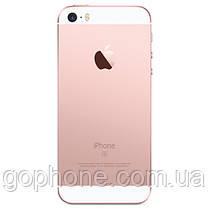 Смартфон iPhone SE 32GB Rose Gold (Розовый), фото 3