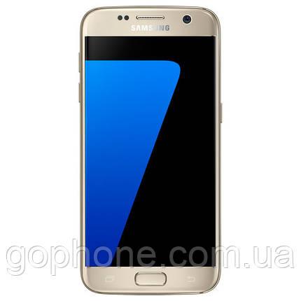 Смартфон Samsung Galaxy S7 32GB Золото, фото 2