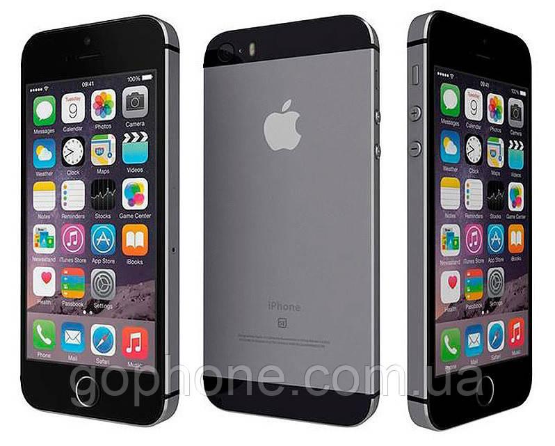 Смартфон iPhone SE 64GB Space Gray (Серый космос)