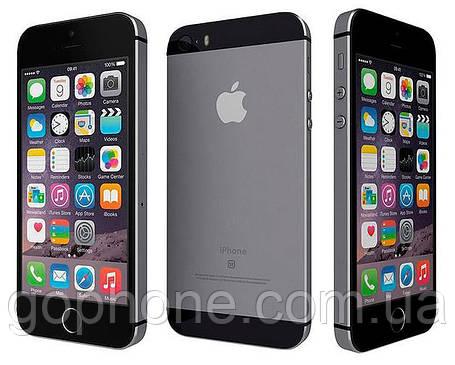 Смартфон iPhone SE 64GB Space Gray (Серый космос), фото 2