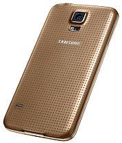 Мобильный телефон Samsung Galaxy S5 16GB Gold (Золото), фото 2