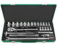 Набор инструмента 24 ед. Toptul GCAD2401