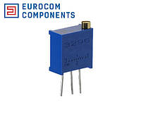 Резистор подстроечный BOURNS 3296W-1-204 200К
