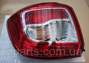 Ліхтар задній лівий Renault Sandero 2 (оригінал)