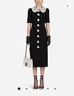 Платье Dolce&Gabbana черное копия