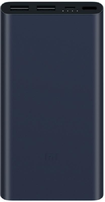 Power Bank Xiaomi Mi 2S 10000mAh Black (VXN4229CN)