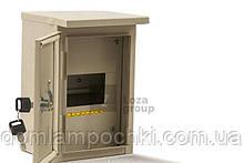 Шкаф на 4 автомата герметичный наружный