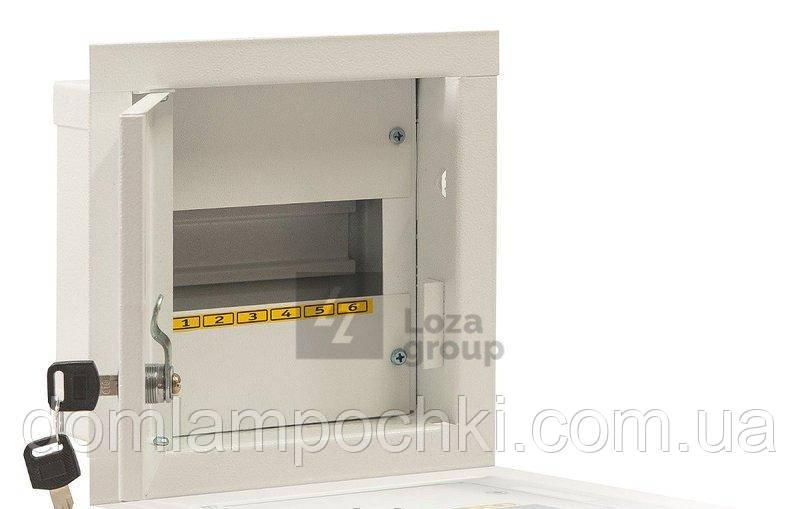 Шкаф на 6 автоматов внутренний