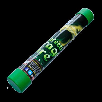 Фаєр зелений ручної FOF004G, фото 2
