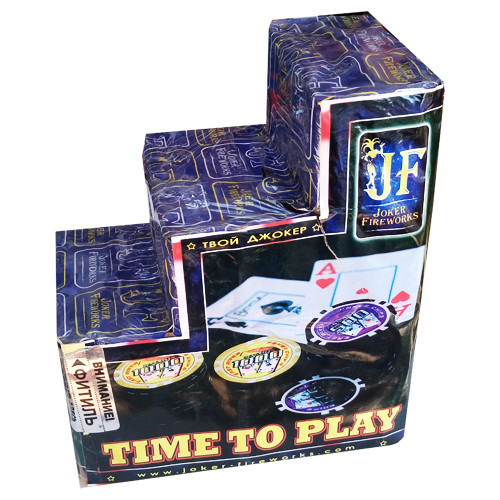 "Салютная установка ""Time to play"" JFC1"