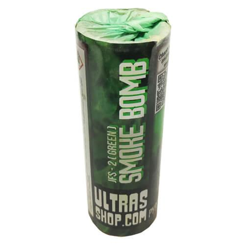 Цветной дым (дымный факел) зеленый JFS-2-G