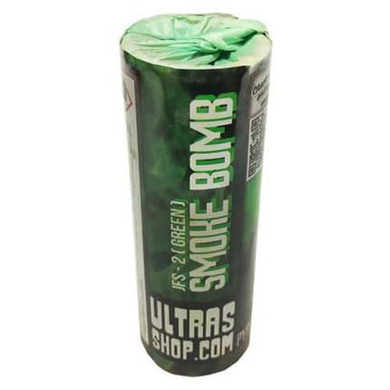 Цветной дым (дымный факел) зеленый JFS-2-G, фото 2
