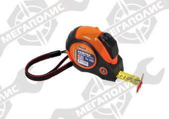 Рулетка магнит. 3м с двусторонней лентой Miol 10-703