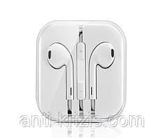 Навушники Hoco Apple M1 white