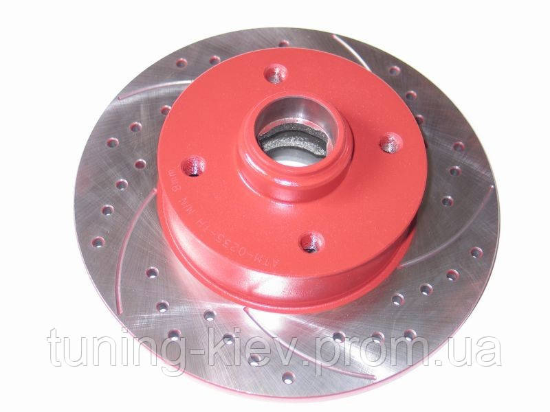 Тормозной диск задний TOYOTA AURIS / COROLLA 2247