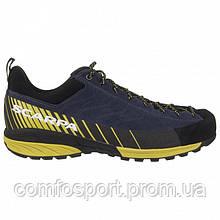 Обувь для туризма кроссовки Scarpa Mescalito blue cosmo APPROACH   43.5