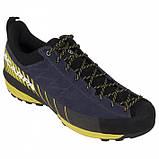 Обувь для туризма кроссовки Scarpa Mescalito blue cosmo APPROACH   43.5, фото 3