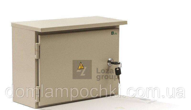 Шкаф на 15 автоматов герметичный наружный