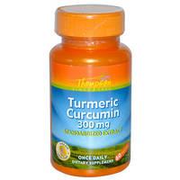 Thompson Куркумин 300 мг 60 капсул