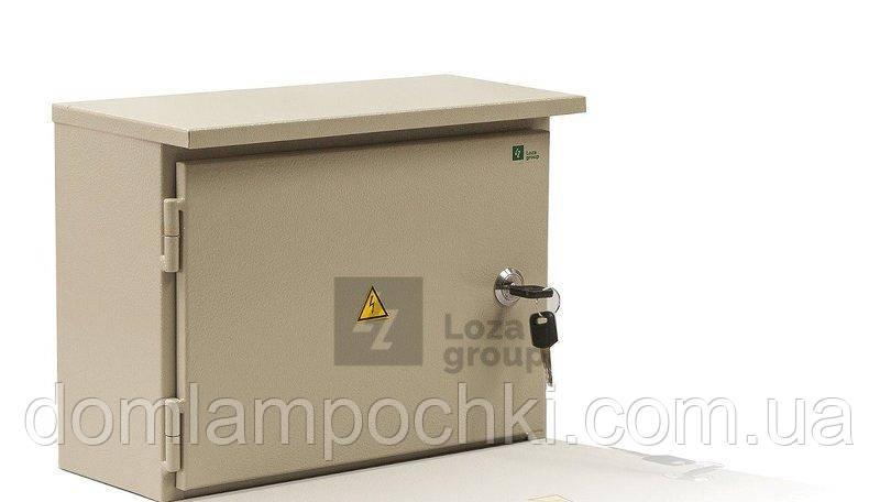Шкаф на 12 автоматов герметичный наружный